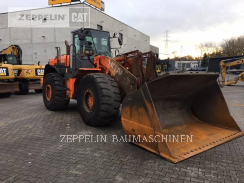 HITACHI WHEEL LOADERS/INTEGRATED TOOLCARRIERS ZW330 equipment  photo 2