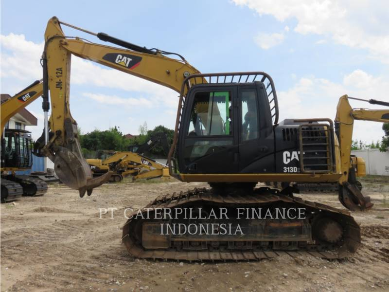 CATERPILLAR EXCAVADORAS DE CADENAS 313D2LGP equipment  photo 1