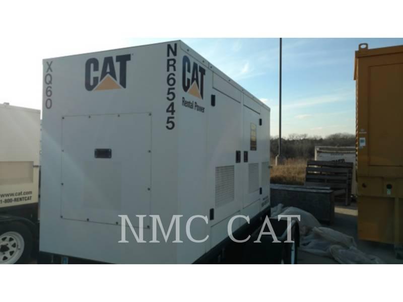CATERPILLAR BEWEGLICHE STROMAGGREGATE XQ60P2 equipment  photo 3
