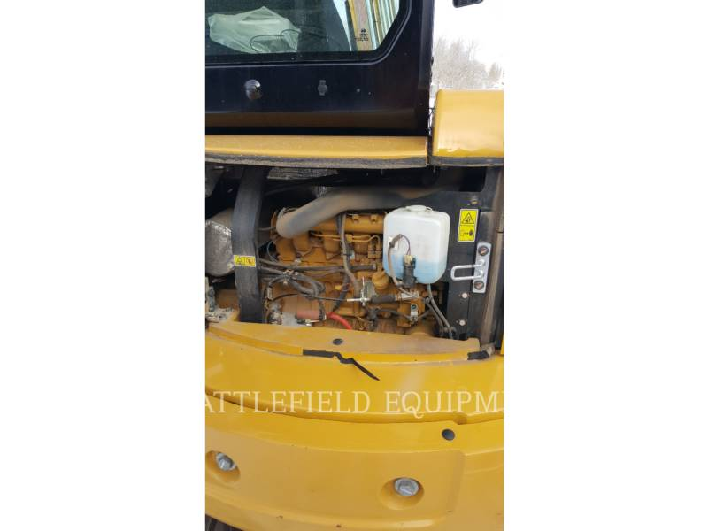 CATERPILLAR トラック油圧ショベル 305E2 CR equipment  photo 6