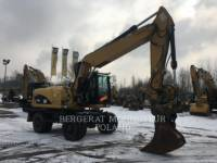 CATERPILLAR KOPARKI KOŁOWE M318D equipment  photo 4