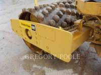 CATERPILLAR SOPORTE DE TAMBOR ÚNICO VIBRATORIO CP-433E equipment  photo 15