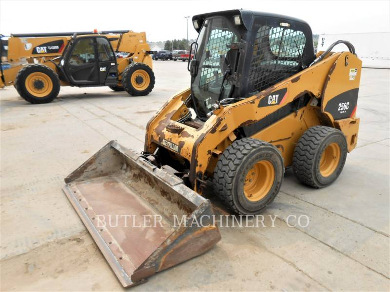 CATERPILLAR CHARGEURS COMPACTS RIGIDES 256C equipment  photo 1