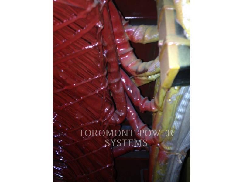 CATERPILLAR SYSTEMBAUTEILE 1500KW 480 VOLTS 60HZ SR5 equipment  photo 5