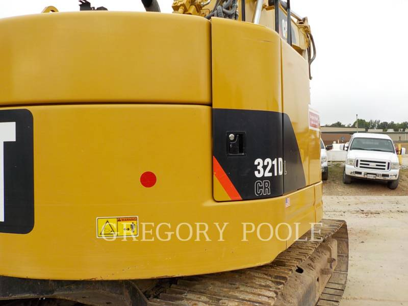 CATERPILLAR トラック油圧ショベル 321DLCR equipment  photo 12