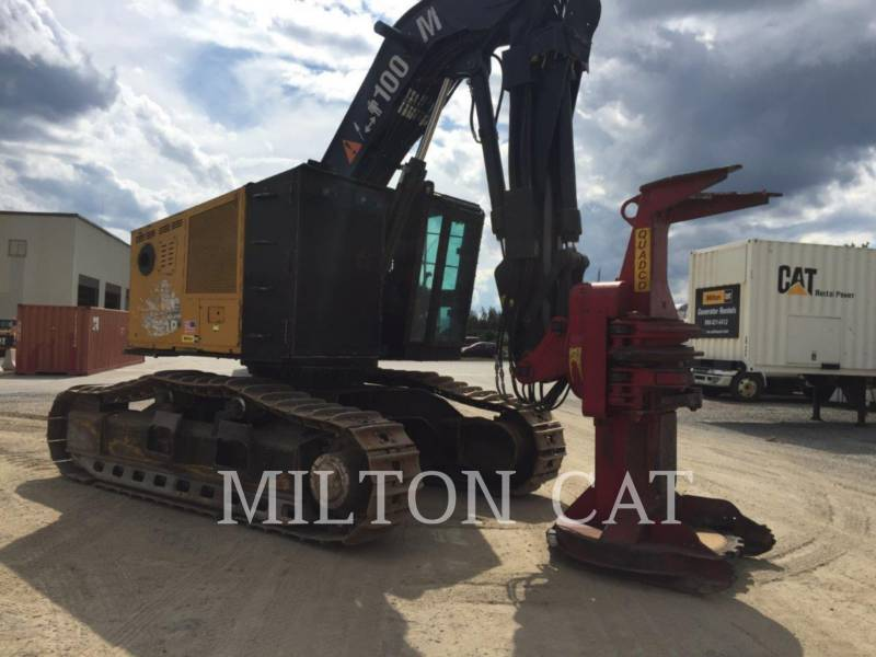 CATERPILLAR FORESTAL - TALADORES APILADORES 521B equipment  photo 3