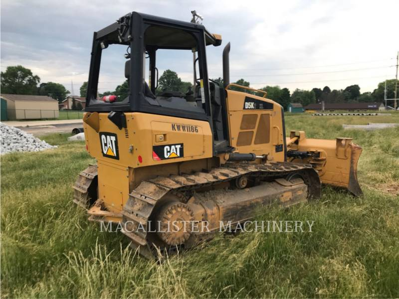 CATERPILLAR KETTENDOZER D5K2XL equipment  photo 4