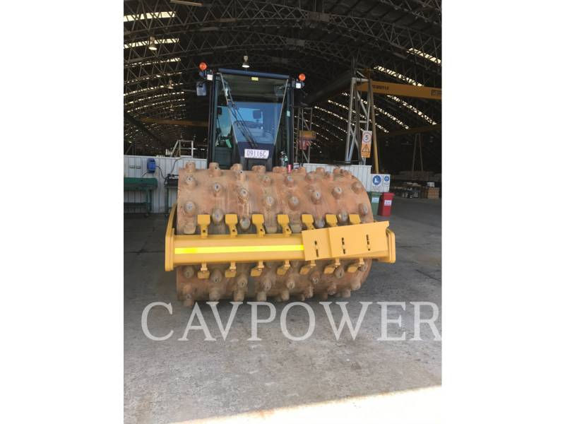 CATERPILLAR COMPACTADORES DE SUELOS CS56 equipment  photo 2
