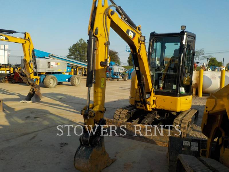 CATERPILLAR TRACK EXCAVATORS 303.5E CAB equipment  photo 4