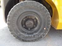 MITSUBISHI FORKLIFTS MONTACARGAS 2P5000GLP  equipment  photo 8