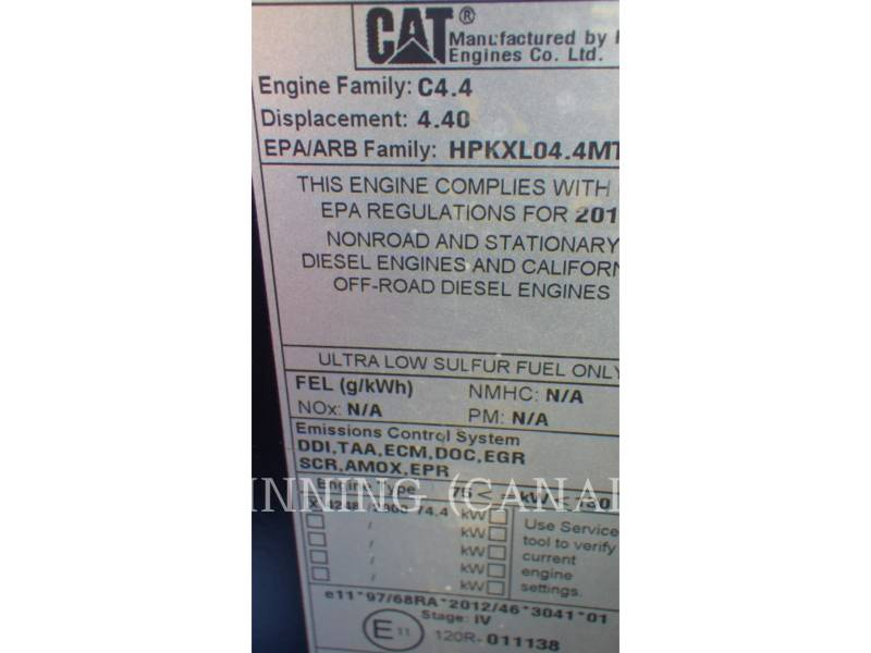 CATERPILLAR ESCAVATORI CINGOLATI 315FLCR equipment  photo 18