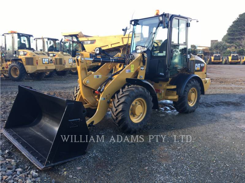 CATERPILLAR WHEEL LOADERS/INTEGRATED TOOLCARRIERS 907 equipment  photo 1