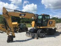 Equipment photo CATERPILLAR M318F WIELGRAAFMACHINE 1