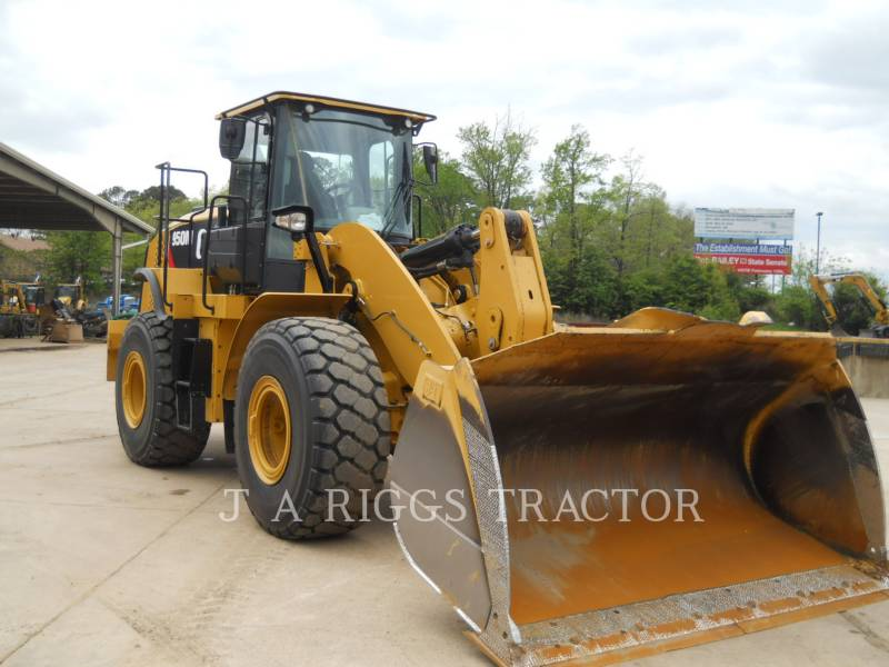 CATERPILLAR WHEEL LOADERS/INTEGRATED TOOLCARRIERS 950M 3 equipment  photo 3