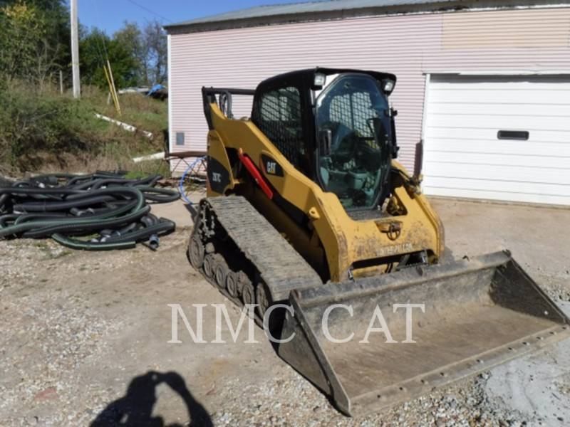 CATERPILLAR DELTALADER 287C equipment  photo 4