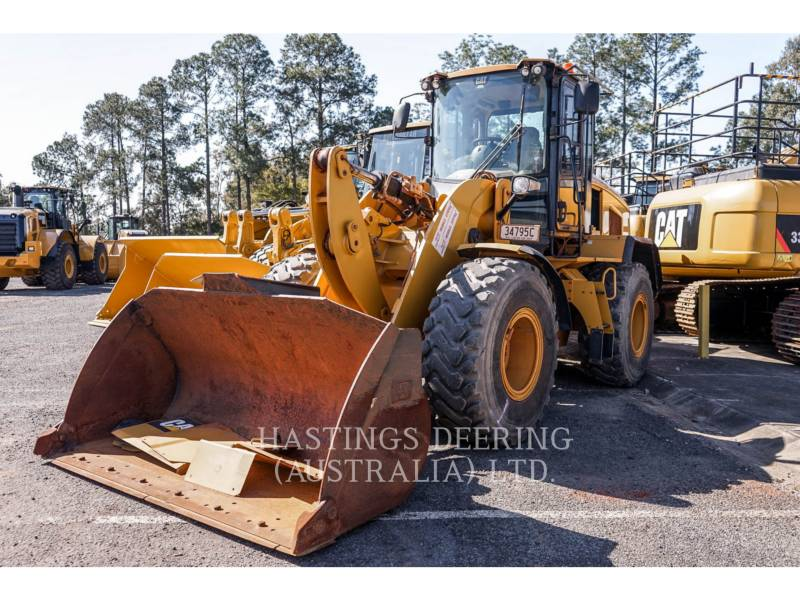 CATERPILLAR PALE GOMMATE/PALE GOMMATE MULTIUSO 930K equipment  photo 3