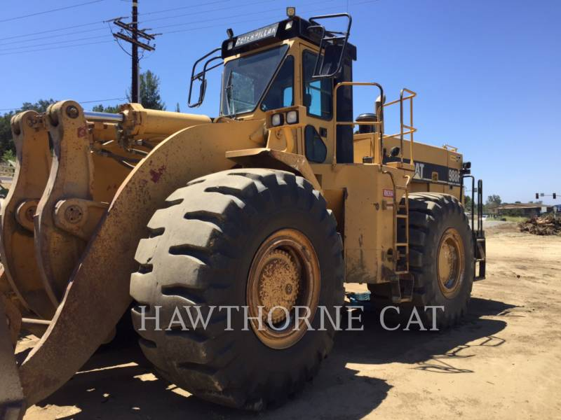 CATERPILLAR WHEEL LOADERS/INTEGRATED TOOLCARRIERS 988F II equipment  photo 6