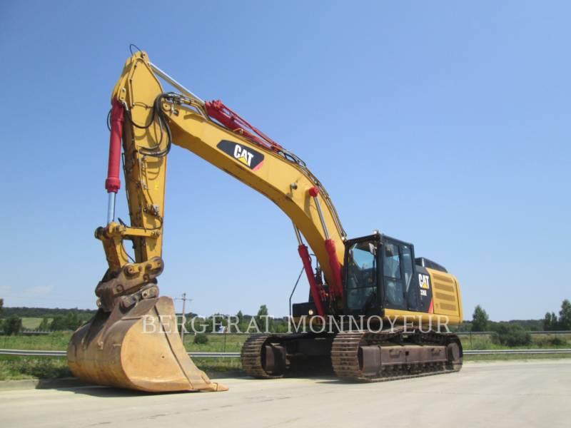 CATERPILLAR TRACK EXCAVATORS 336EL equipment  photo 5