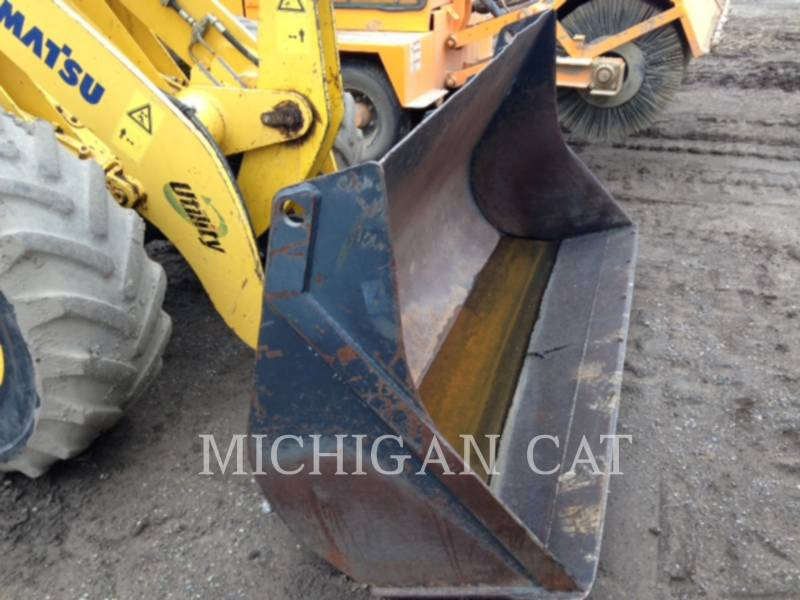 KOMATSU WHEEL LOADERS/INTEGRATED TOOLCARRIERS WA95-3 equipment  photo 15