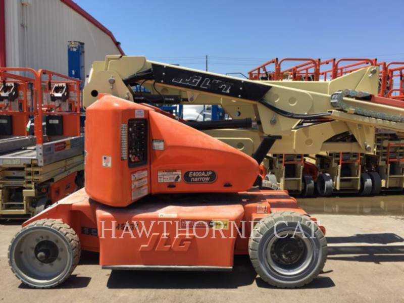 JLG INDUSTRIES, INC. DŹWIG - WYSIĘGNIK E400AJPN equipment  photo 1