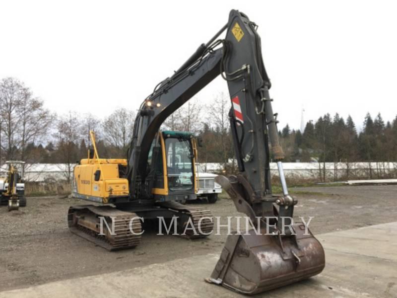 VOLVO CONSTRUCTION EQUIPMENT ESCAVATORI CINGOLATI EC140BLC equipment  photo 7