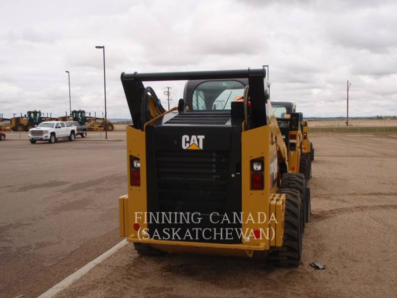 CATERPILLAR KOMPAKTLADER 272D equipment  photo 2