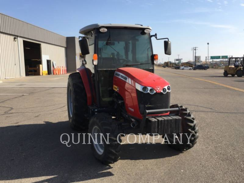 MASSEY FERGUSON AG TRACTORS 1759 equipment  photo 4