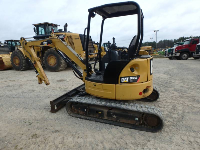 CATERPILLAR ESCAVADEIRAS 303.5ECR equipment  photo 3