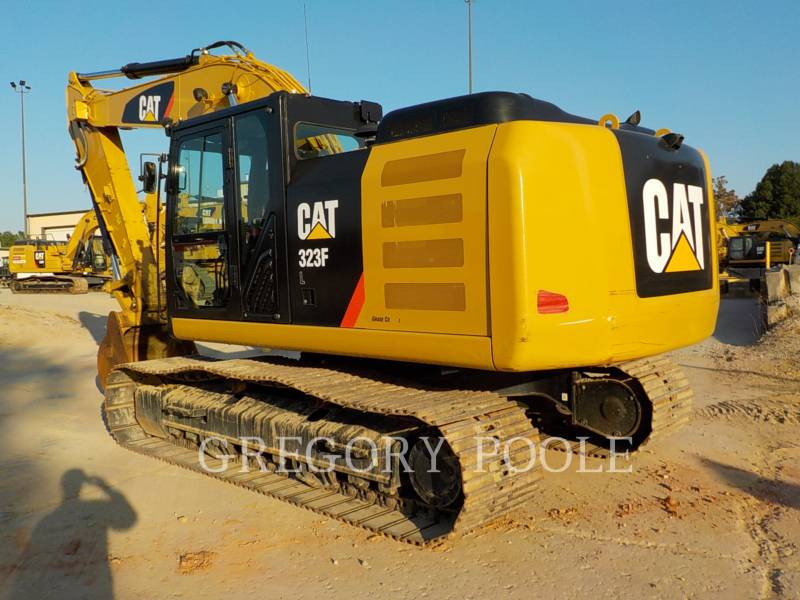 CATERPILLAR TRACK EXCAVATORS 323F L equipment  photo 7