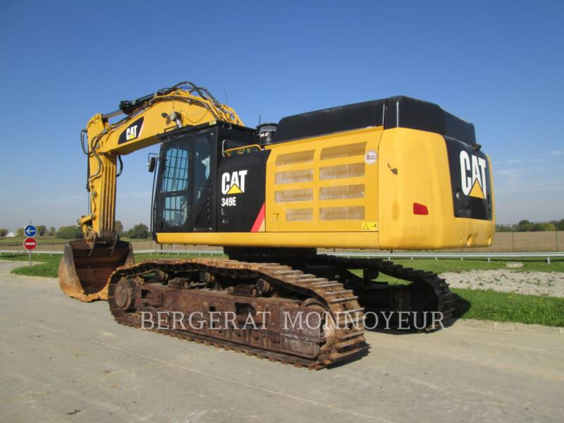 CATERPILLAR EXCAVADORAS DE CADENAS 349E equipment  photo 21
