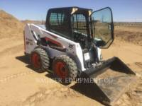 BOBCAT SKID STEER LOADERS S550 equipment  photo 4