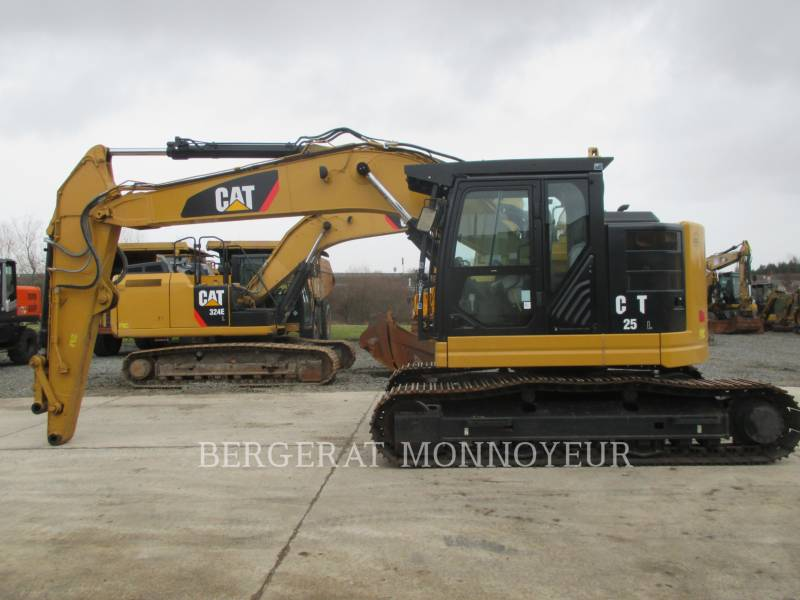 CATERPILLAR TRACK EXCAVATORS 325F CR equipment  photo 3