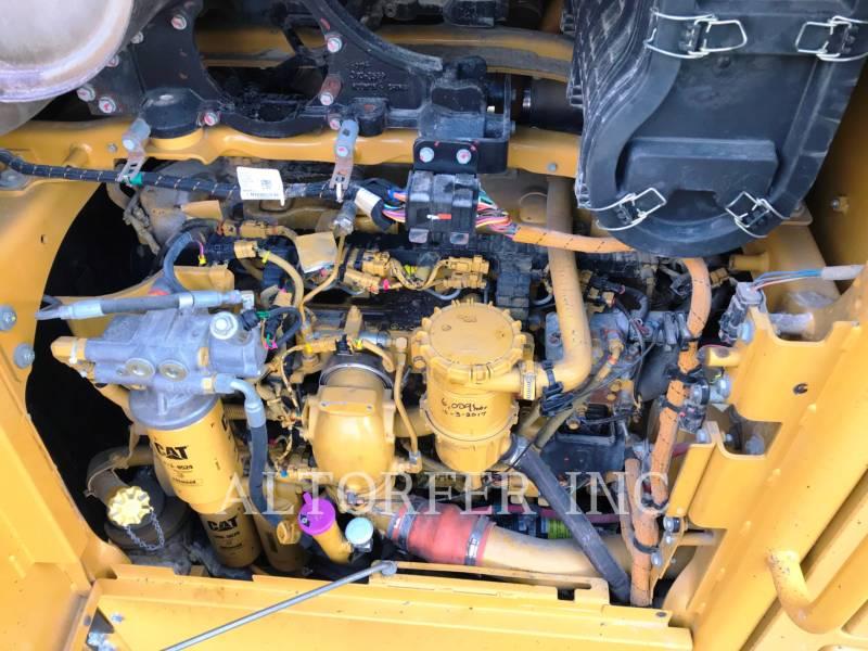CATERPILLAR RÓWNIARKI SAMOBIEŻNE 140M2AWD equipment  photo 12