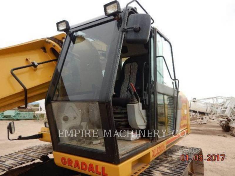 GRADALL COMPANY PELLES SUR CHAINES XL5200 equipment  photo 9