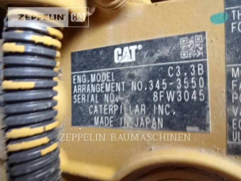 CATERPILLAR ŁADOWARKI ZE STEROWANIEM BURTOWYM 246D equipment  photo 19