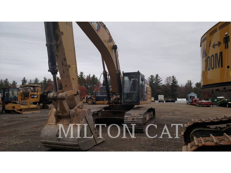 CATERPILLAR EXCAVADORAS DE CADENAS 349E L equipment  photo 1