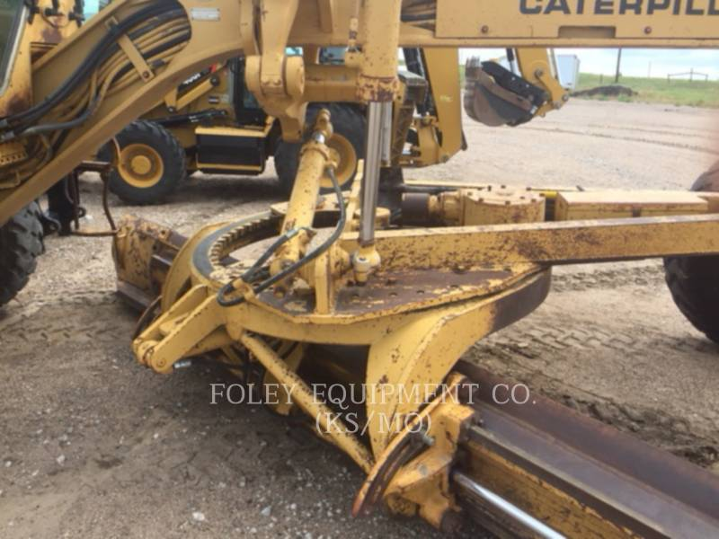 CATERPILLAR MOTORGRADER 140G equipment  photo 23