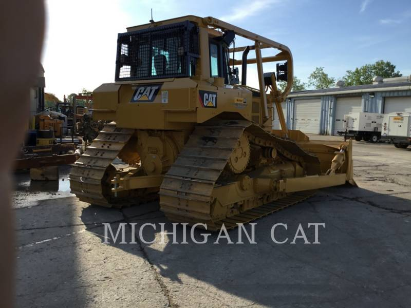 CATERPILLAR TRACK TYPE TRACTORS D6TL C equipment  photo 8