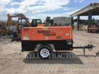 SULLIVAN AIR COMPRESSOR (OBS) D185P DZ equipment  photo 6