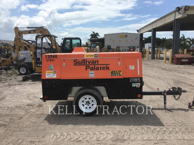 SULLIVAN COMPRESSEUR A AIR D185P DZ equipment  photo 6