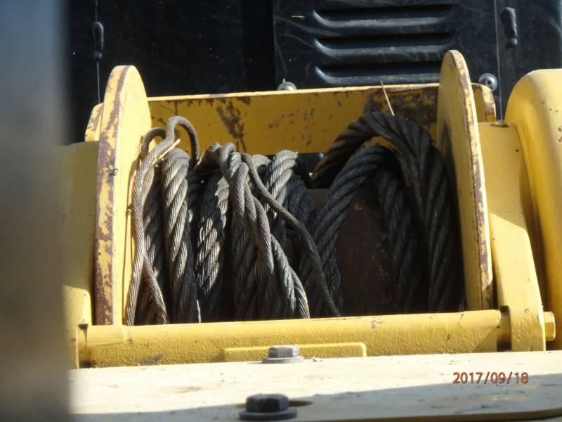CATERPILLAR FORESTRY - SKIDDER 535D equipment  photo 19