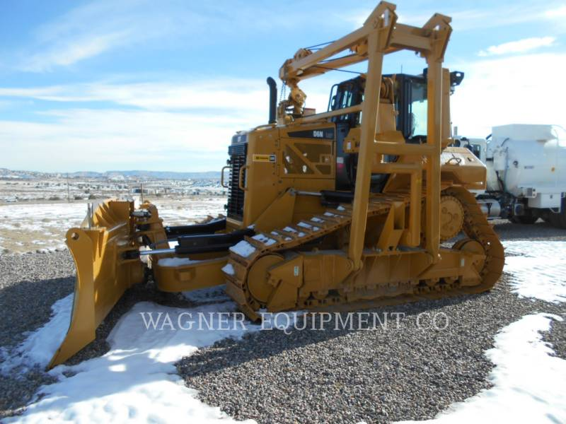 CATERPILLAR TRATORES DE ESTEIRAS D6N LGP PL equipment  photo 2