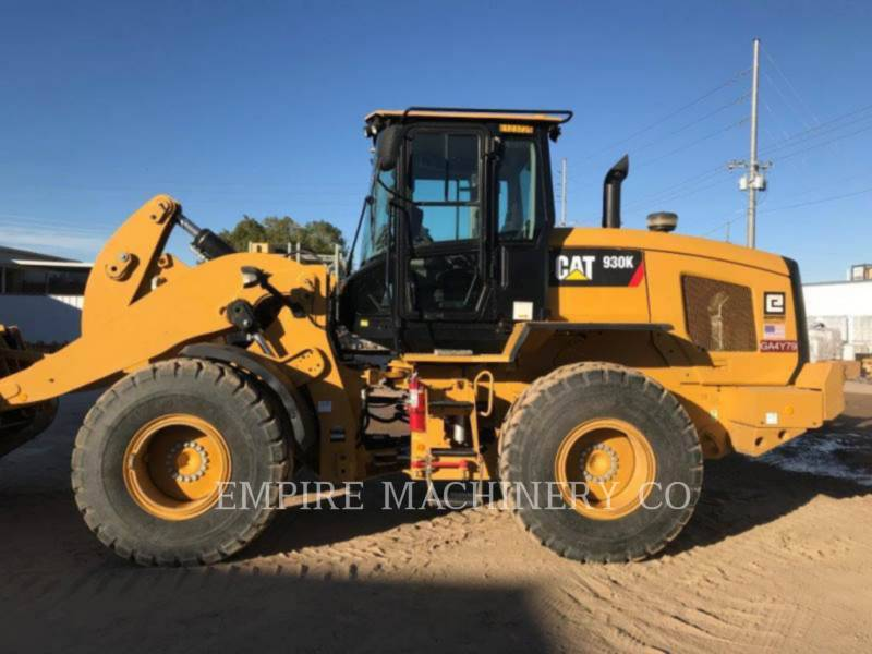 CATERPILLAR WHEEL LOADERS/INTEGRATED TOOLCARRIERS 930K FC equipment  photo 4