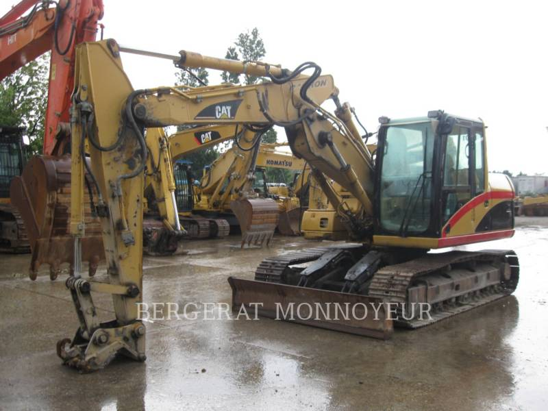 CATERPILLAR ESCAVATORI CINGOLATI 312C equipment  photo 1