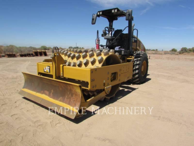 CATERPILLAR SOPORTE DE TAMBOR ÚNICO VIBRATORIO CP56B equipment  photo 4
