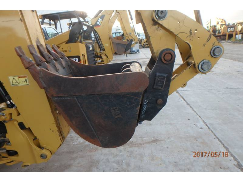 CATERPILLAR BACKHOE LOADERS 416FST equipment  photo 8