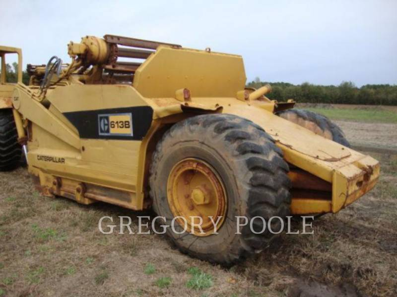 CATERPILLAR WHEEL TRACTOR SCRAPERS 613B equipment  photo 8
