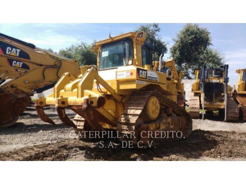 CATERPILLAR TRACTEURS SUR CHAINES D6T equipment  photo 9