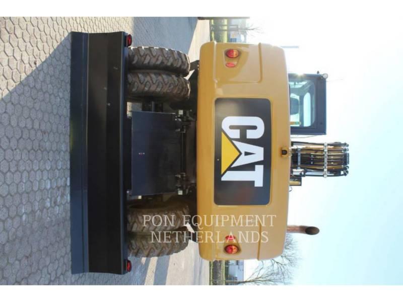 Caterpillar EXCAVATOARE PE ROŢI M313D equipment  photo 20
