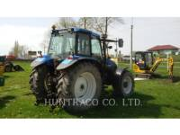 NEW HOLLAND LTD. TRACTORES AGRÍCOLAS TS115 equipment  photo 5